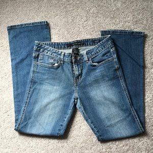 Lean boot. Calvin Klein Jeans.